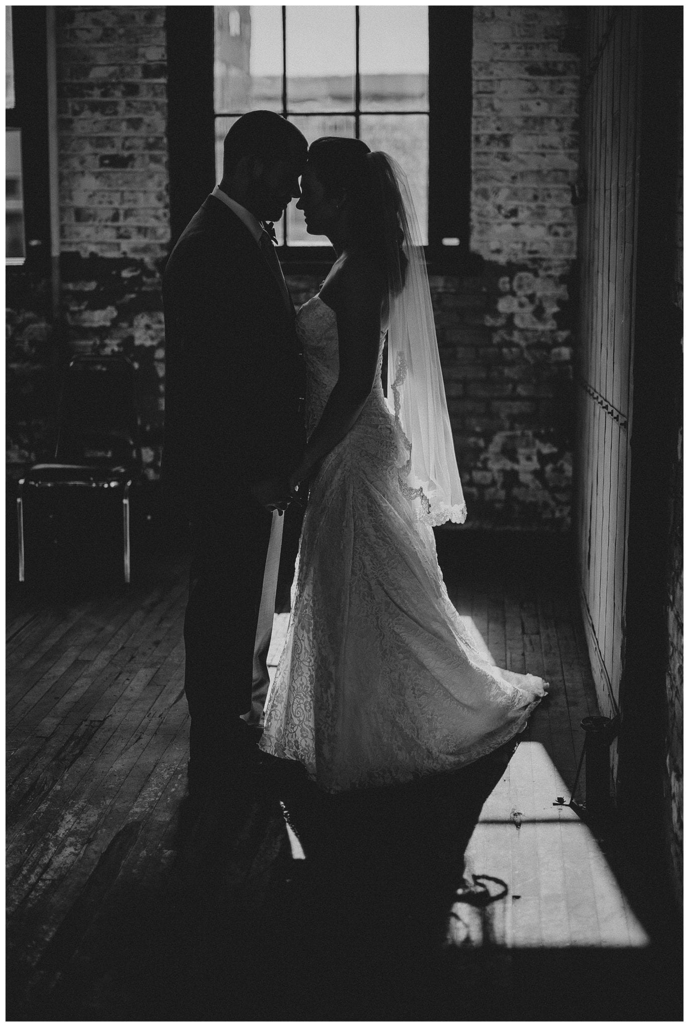 Wedding at the Ford piquette plant | Michigan Wedding Photographers | Captured Couture, LLC