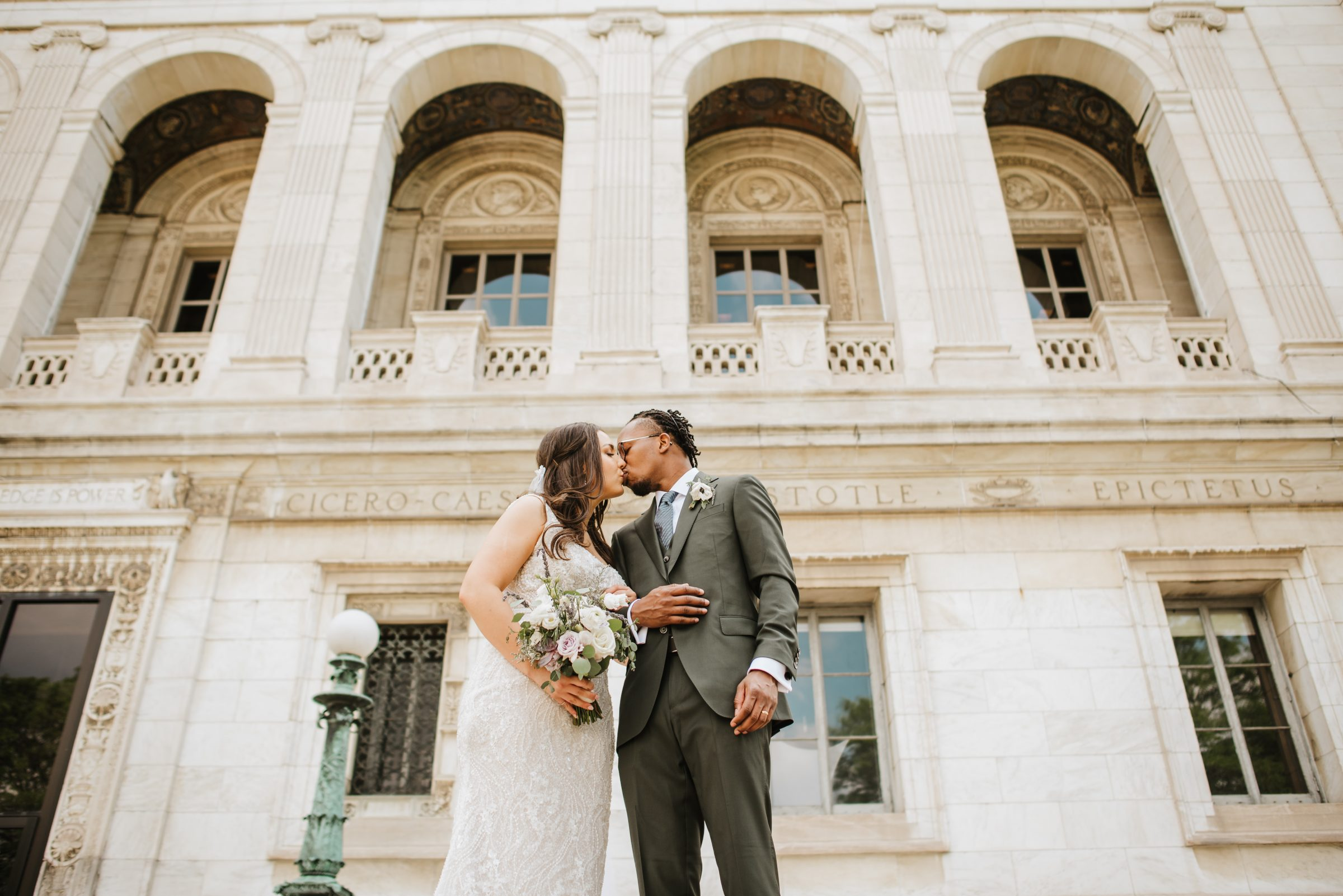 Detroit wedding videographer