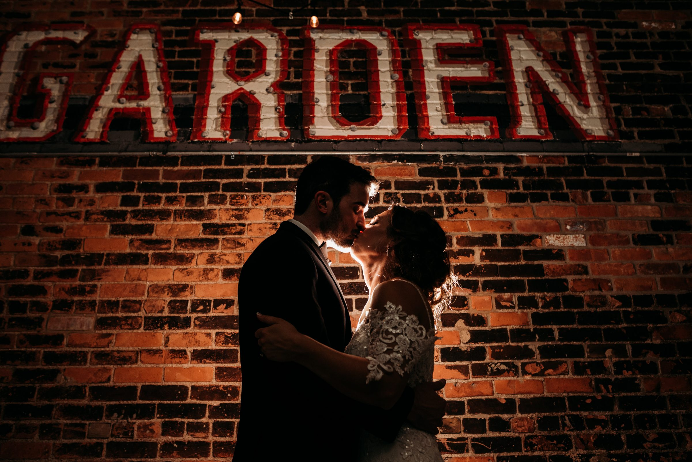 Detroit wedding videographers   Garden Theater wedding